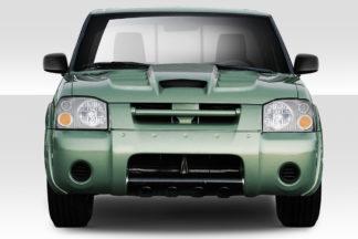 2001-2004 Nissan Frontier Duraflex Viper Look Hood - 1 Piece