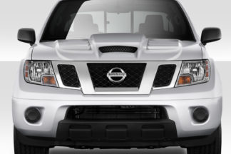 2005-2013 Nissan Frontier Duraflex Viper Look Hood - 1 Piece