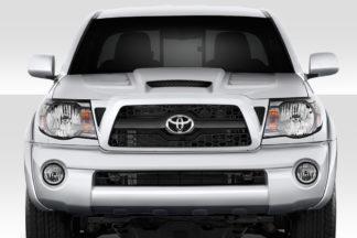 2005-2011 Toyota Tacoma Duraflex Viper Look Hood - 1 Piece