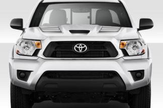 2012-2015 Toyota Tacoma Duraflex Viper Look Hood - 1 Piece