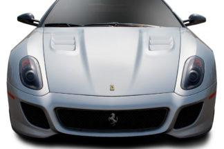 2006-2012 Ferrari 599 AF-1 Race Hood ( GFK ) - 1 Piece