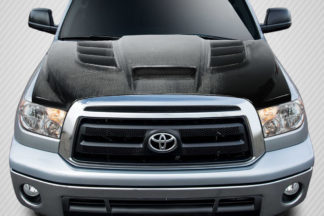 2007-2013 Toyota Tundra Carbon Creations Viper Look Hood - 1 Piece