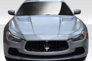 2014-2018 Maserati Ghibli Duraflex Azure Hood - 1 Piece