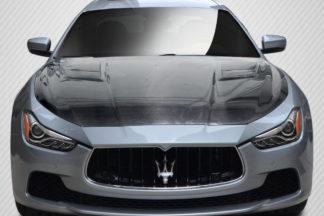 2014-2018 Maserati Ghibli Carbon Creations Azure Hood - 1 Piece