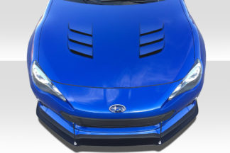 2013-2016 Scion FR-S Toyota 86 Subaru BRZ Duraflex TS-1 Hood - 1 Piece