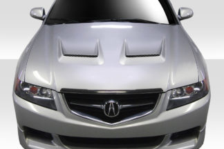2004-2005 Acura TSX Duraflex Jupiter Hood - 1 Piece