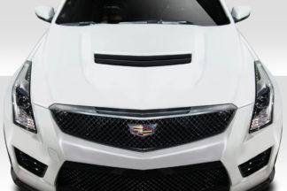 2016-2019 Cadillac ATS-V Duraflex OEM Hood - 1 Piece