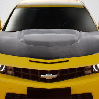 Chevrolet Extreme Dimensions Hoods - Scoops