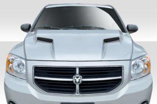 2007-2012 Dodge Caliber Duraflex Challenger Hood - 1 Piece