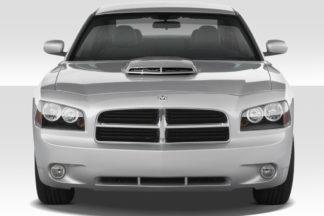 2006-2010 Dodge Charger Duraflex TA Look Hood - 1 Piece