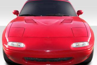 1990-1997 Mazda Miata Duraflex Venom Hood - 1 Piece