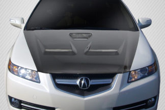 2004-2008 Acura TL Carbon Creations C-1 Hood - 1 Piece