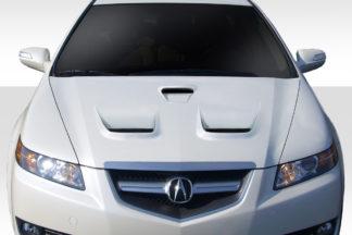 2004-2008 Acura TL Duraflex C-1 Hood - 1 Piece