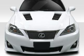 2006-2013 Lexus IS Series IS250 IS350 Duraflex TS-2 Hood - 1 Piece