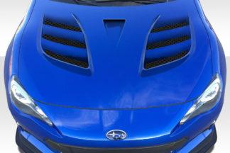 2013-2019 Scion FR-S Toyota 86 Subaru BRZ Duraflex VRS Hood - 1 Piece