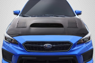 2015-2019 Subaru WRX Carbon Creations C-1 Hood - 1 Piece