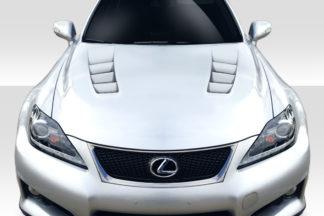 2008-2014 Lexus IS-F Duraflex TS-2 Hood - 1 Piece