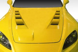 2000-2009 Honda S2000 Duraflex Type M Hood - 1 Piece