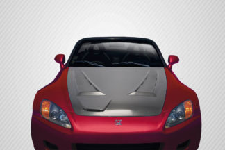 2000-2009 Honda S2000 Carbon Creations Type M Hood - 1 Piece