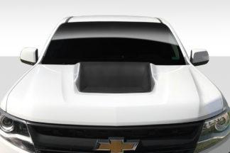 2015-2019 Chevrolet Colorado Duraflex ZR2 Look Hood - 1 Piece