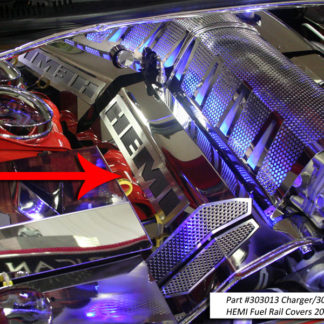 Dodge Challenger Engine Bay Parts and Accessories