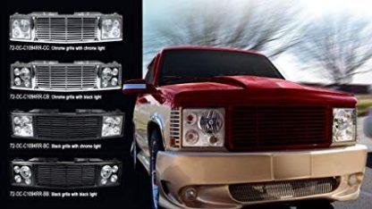 Range Rover Conversion Grille Chevy C/K 88-98 Tahoe Yukon