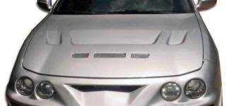 1994-2001 Acura Integra Duraflex Predator Hood - 1 Piece