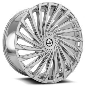 Azara Wheel Model AZA-C501 is uniquely designed with with extreme style paired with the highest quality standard in aftermarket alloy wheel manufacturing. Azara wheels are put through rigorous testing before hitting the market to ensure a top quality end result.