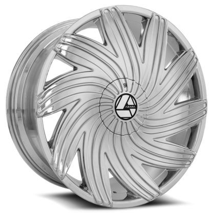 Azara Wheel Model AZA-C502 is uniquely designed with with extreme style paired with the highest quality standard in aftermarket alloy wheel manufacturing. Azara wheels are put through rigorous testing before hitting the market to ensure a top quality end result.