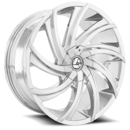 Azara Wheel Model AZA-C503 is uniquely designed with with extreme style paired with the highest quality standard in aftermarket alloy wheel manufacturing. Azara wheels are put through rigorous testing before hitting the market to ensure a top quality end result.