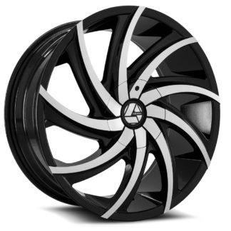 Azara Wheel Model AZA-503 is uniquely designed with with extreme style paired with the highest quality standard in aftermarket alloy wheel manufacturing. Azara wheels are put through rigorous testing before hitting the market to ensure a top quality end result.