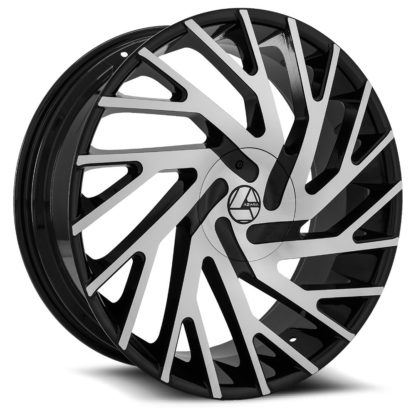 Azara Wheel Model AZA-505 is uniquely designed with with extreme style paired with the highest quality standard in aftermarket alloy wheel manufacturing. Azara wheels are put through rigorous testing before hitting the market to ensure a top quality end result.