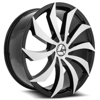 Azara Wheel Model AZA-507 is uniquely designed with with extreme style paired with the highest quality standard in aftermarket alloy wheel manufacturing. Azara wheels are put through rigorous testing before hitting the market to ensure a top quality end result.