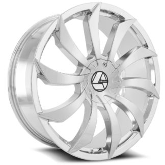 Azara Wheel Model AZA-C507 is uniquely designed with with extreme style paired with the highest quality standard in aftermarket alloy wheel manufacturing. Azara wheels are put through rigorous testing before hitting the market to ensure a top quality end result.