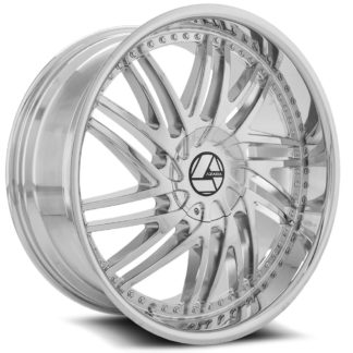 Azara Wheel Model AZA-C509 is uniquely designed with with extreme style paired with the highest quality standard in aftermarket alloy wheel manufacturing. Azara wheels are put through rigorous testing before hitting the market to ensure a top quality end result.