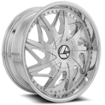 Azara Wheel Model AZA-C510 is uniquely designed with with extreme style paired with the highest quality standard in aftermarket alloy wheel manufacturing. Azara wheels are put through rigorous testing before hitting the market to ensure a top quality end result.