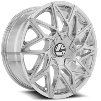 Azara Wheel Model AZA-C511 is uniquely designed with with extreme style paired with the highest quality standard in aftermarket alloy wheel manufacturing. Azara wheels are put through rigorous testing before hitting the market to ensure a top quality end result.