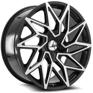 Azara Wheel Model AZA-511 is uniquely designed with with extreme style paired with the highest quality standard in aftermarket alloy wheel manufacturing. Azara wheels are put through rigorous testing before hitting the market to ensure a top quality end result.