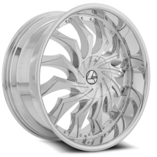 Azara Wheel Model AZA-C515 is uniquely designed with with extreme style paired with the highest quality standard in aftermarket alloy wheel manufacturing. Azara wheels are put through rigorous testing before hitting the market to ensure a top quality end result.
