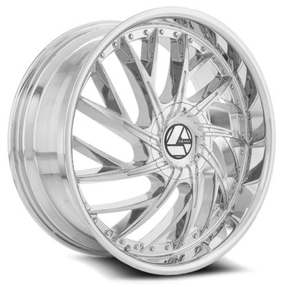 Azara Wheel Model AZA-C516 is uniquely designed with with extreme style paired with the highest quality standard in aftermarket alloy wheel manufacturing. Azara wheels are put through rigorous testing before hitting the market to ensure a top quality end result.