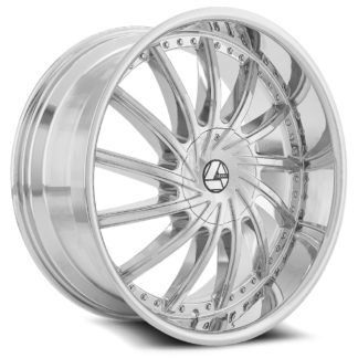 Azara Wheel Model AZA-C517 is uniquely designed with with extreme style paired with the highest quality standard in aftermarket alloy wheel manufacturing. Azara wheels are put through rigorous testing before hitting the market to ensure a top quality end result.