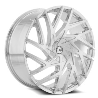 Azara Wheel Model AZA-C518 is uniquely designed with with extreme style paired with the highest quality standard in aftermarket alloy wheel manufacturing. Azara wheels are put through rigorous testing before hitting the market to ensure a top quality end result.