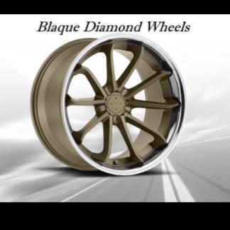 Blaque Diamond Wheel Collection