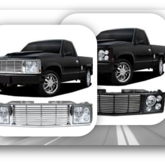 Range Rover Style Conversion Grille Kits