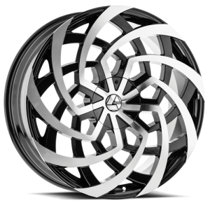 Azara Wheel Model AZA-521 is uniquely designed with with extreme style paired with the highest quality standard in aftermarket alloy wheel manufacturing. Azara wheels are put through rigorous testing before hitting the market to ensure a top quality end result.