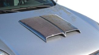 Universal Carbon Creations Ram Air Scoop 2 - 1 Piece (Overstock)