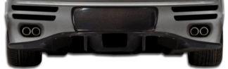 1999-2004 Ferrari 360 Modena Carbon Creations F-1 Spec Rear Diffuser- 2 Piece (Overstock)