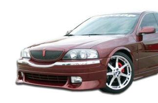 2000-2002 Lincoln LS Duraflex Racer Front Lip Under Spoiler Air Dam - 1 Piece