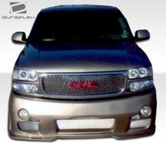 2001-2006 GMC Denali Duraflex Platinum Front Bumper Cover - 1 Piece