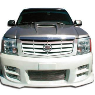 2002-2006 Cadillac Escalade Duraflex Platinum Front Bumper Cover - 1 Piece